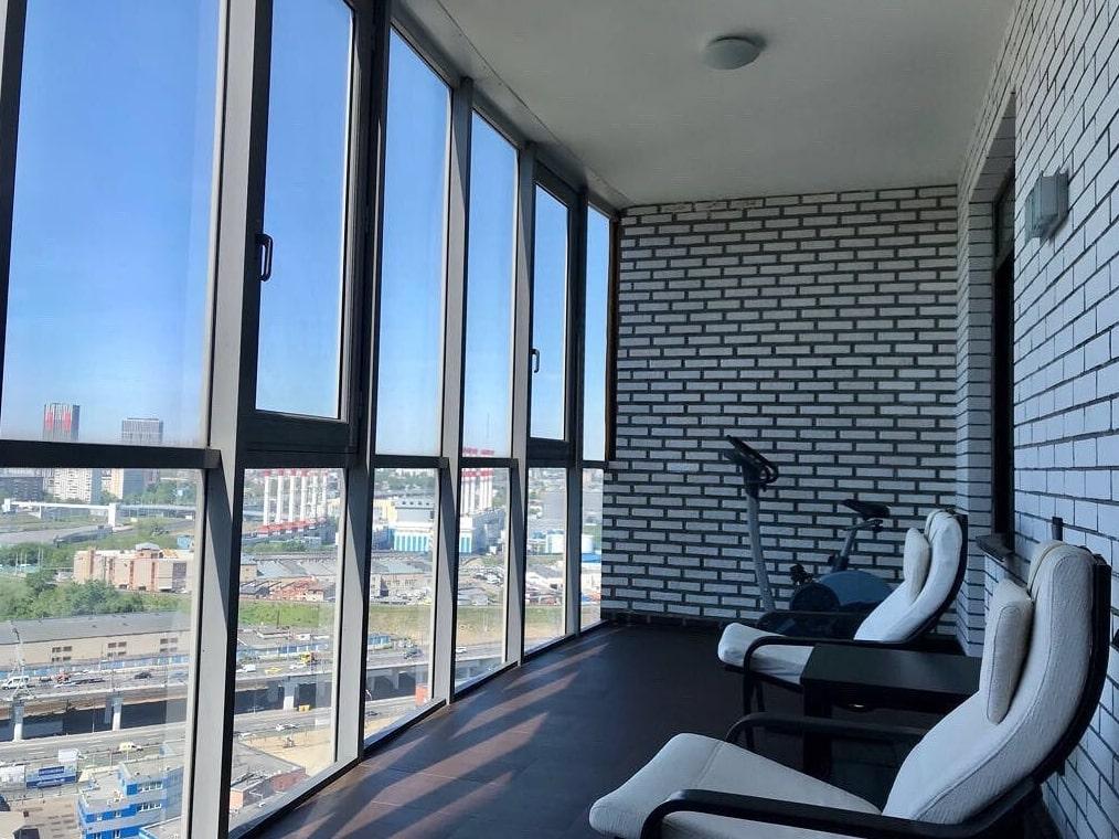 Apartment Krasnogvardeyskaya 3