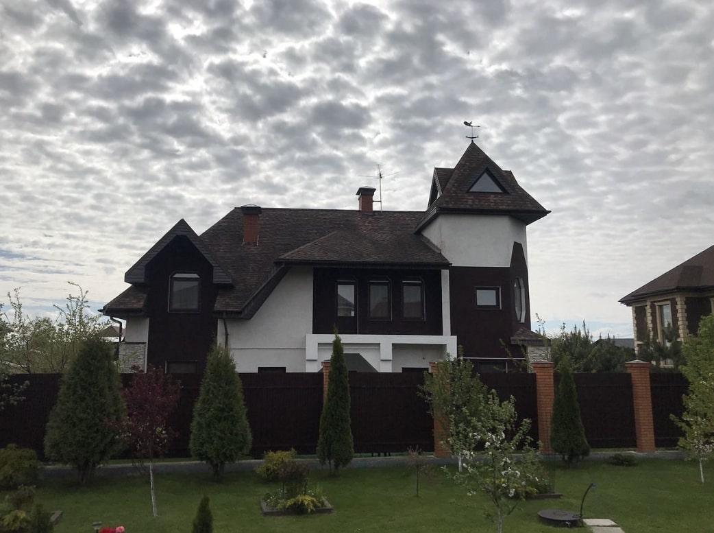 Russian Home in Ramenskoe