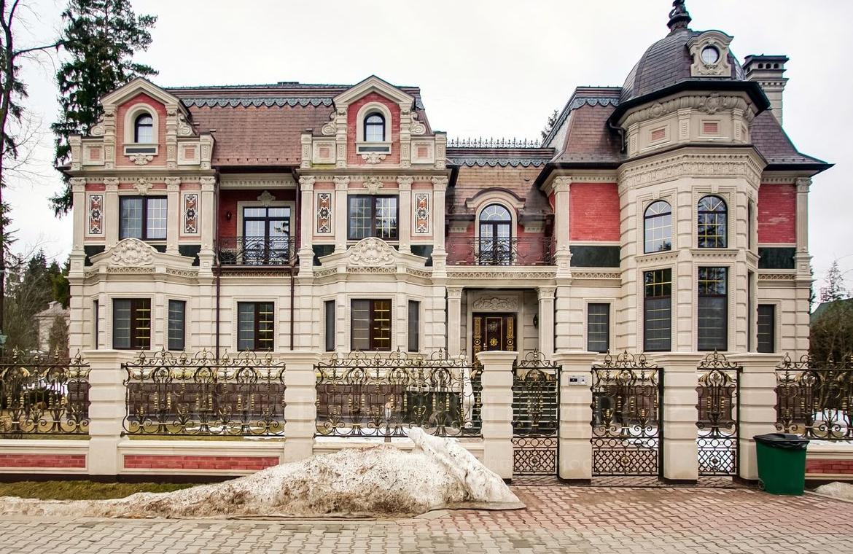 Elite mansion in Russia 780