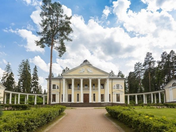 Palace in Rublevka 777