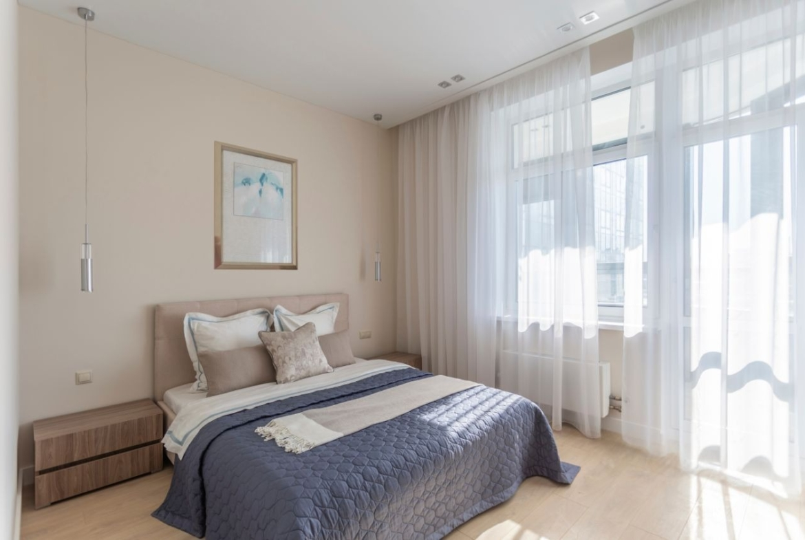 Cheap flat in Moscow