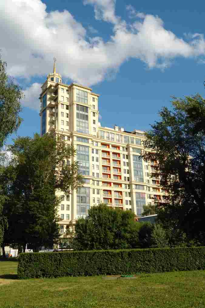 Luxury homes & apartments in Russia